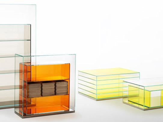 Philippe Starck si GlasItalia, o colaborare de succes la expozitia de mobila de la Milano 2015